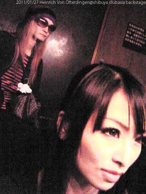 2011/01/27Backstage